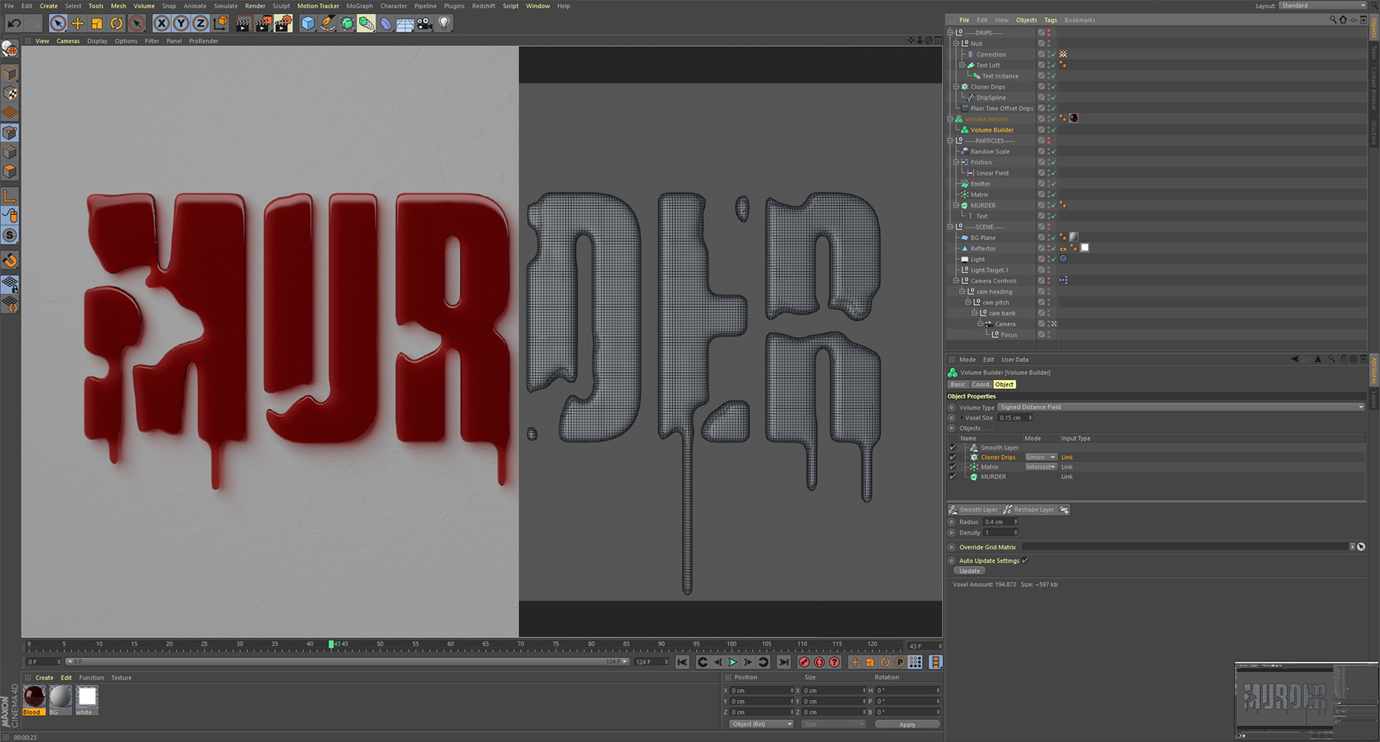 learn. Cinema 4D Fields In One Day with Tim Clapham at helloluxx
