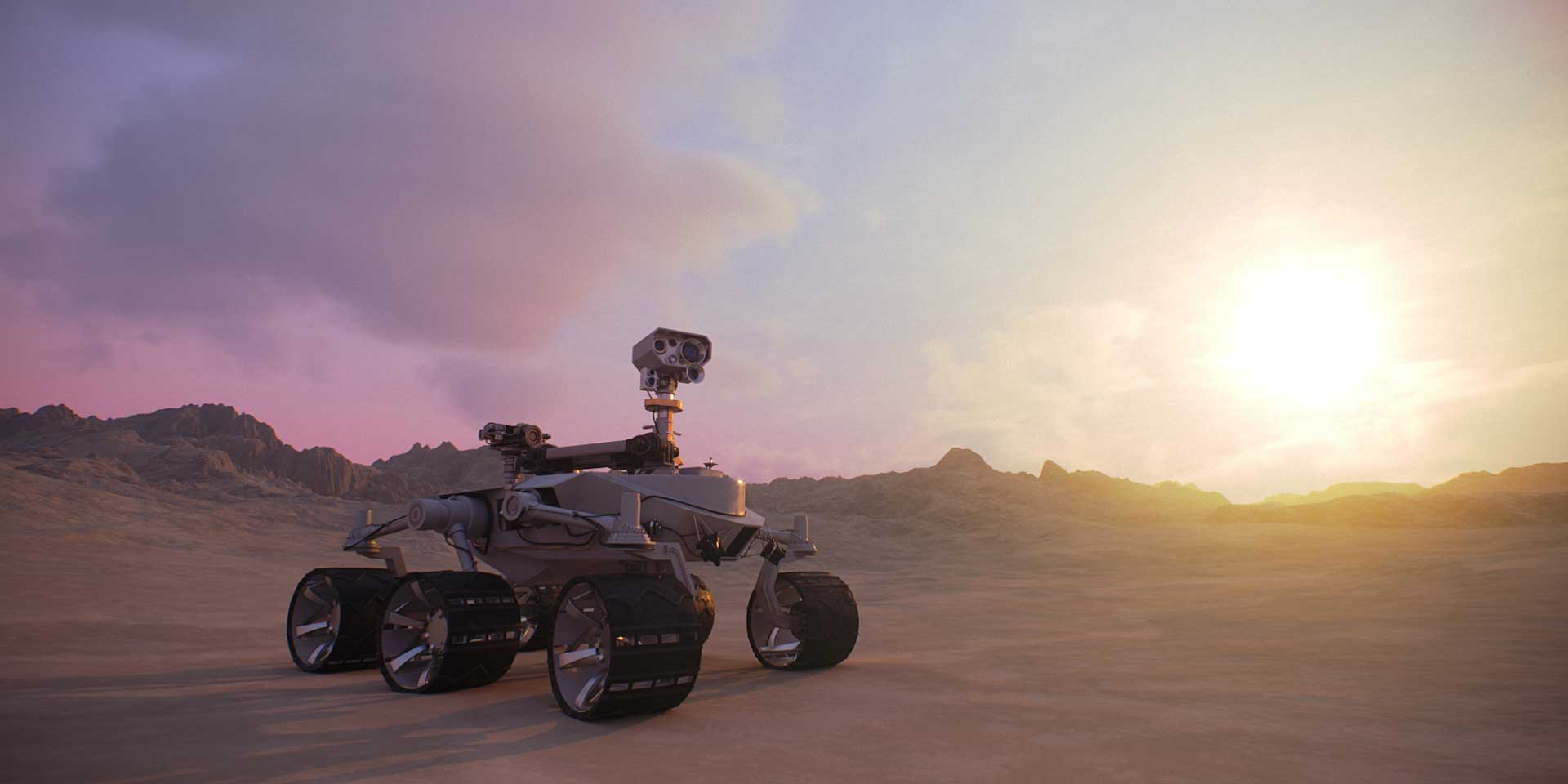 CG HDRI / Alien Skies from helloluxx by Shawn Astrom