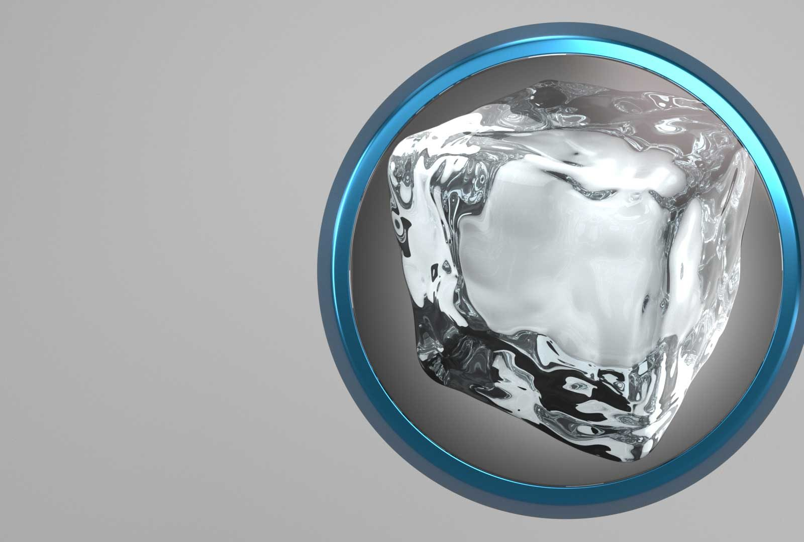Ice Cubes for Cinema 4D from helloluxx by Dan Couto